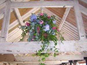 Barn roof decoration
