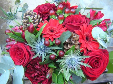Christmas Bouquets and Plants