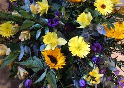 sunflower-and-blues-spray