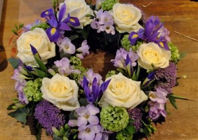white-rose-and-iris-wreath