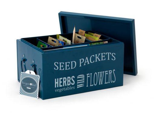 Seed packets organiser